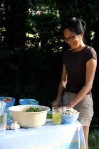 Lyon-cooking dinner-IMG_2595-s
