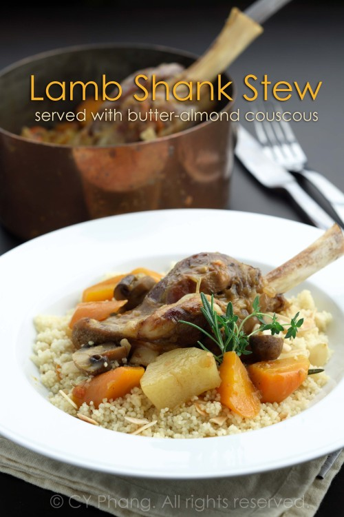 how to make lamb shank stew