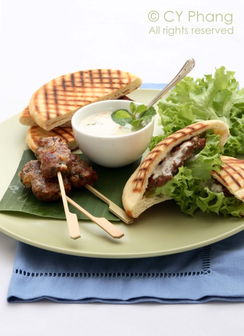 Lamb Kofta with Pita Bread-IMG_7036-5800 copy