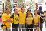 Striking yellow! From left: Sum, Johnny Wong, Linus, (sorry don't know her name), Nadiah (great shirt Nadiah!)